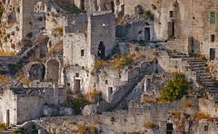 scale nel tufo (invitojazz) Tags: italy scale stairs sunrise nikon italia alba basilicata matera sassi tufo d90 invitojazz vitopaladini