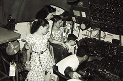 Convair/General Dynamics Ft. Worth Plant and Personnel (San Diego Air & Space Museum Archives) Tags: airplane aircraft aviation cockpit prototype consolidated usaf usairforce militaryaviation pw convair prattwhitney unitedstatesairforce c99 r4360 consolidatedaircraft waspmajor xc99 convairxc99 prattwhitneyr4360waspmajor prattwhitneyr4360 19551969 prattwhitneywaspmajor r4360waspmajor 4352436 convairgeneraldynamics consolidatedxc99 convairgeneraldynamicsftworthplantandpersonnel ftworthdivision consolidatedc99 usaf4352436 af4352436 convairc99 r436041