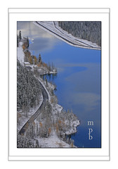 Bow River, Canmore, Alberta (minniemouseaunt) Tags: elementsorganizer