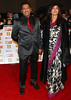 Meera Ganatra and Nitin Ganatra The Daily Mirror Pride of Britain Awards 2012 London