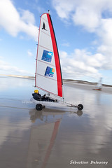 Char  voile (Sbastien Delaunay) Tags: beach vent sand brittany surf sailing wind sable bretagne spot torch 29 peninsula voile plage yachting baie latorche presquile charvoile audierne finstere finstre surfingspot audiernebay