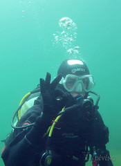 Yu Diving at Eccleston Delph (Yu Diving) Tags: school manchester scuba diving scubadiving padi openwater underwaterphotography ukdiving learntodive ecclestondelph yudiving