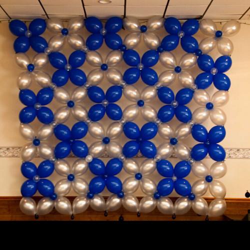 Diverse Ballonnenwand Link-o-Loon