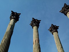Civil War era columns
