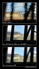 Wake Up! (Salvatore Adelfi) Tags: morning window up out wake bokeh napoli camaldoli