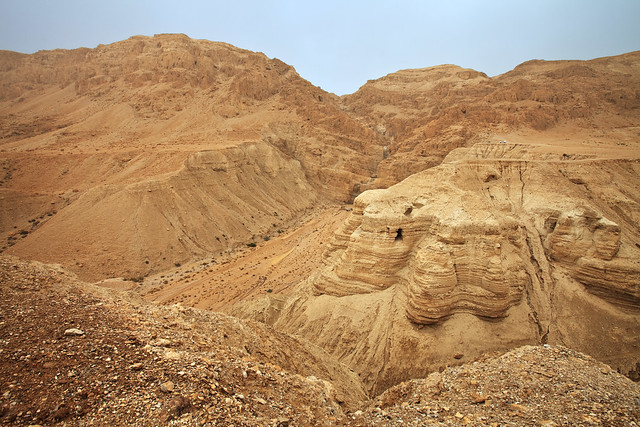 The Scrolls Cave of Qumran