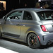 """Fiat 500 Abarth """"Tenebra"""" design concept"""
