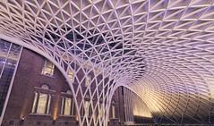 King's Cross railway station (adrian.wai) Tags: uk london railway kingscross pancakelens wideangleadaptor vclecu1 nex6 me2youphotographylevel2 me2youphotographylevel3 me2youphotographylevel1 me2youphotographylevel4
