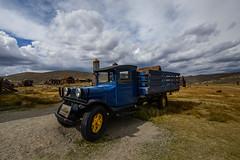 Bodie Delivery Truck (Olancha Peak) Tags: california bodie 2012 lorihibbett