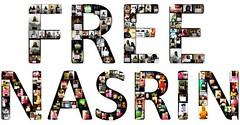 نسرین ستوده: هیچ جا آزادی و دموکراسی ارزان به دست نیامده است (Majid_Tavakoli) Tags: political prison iranian majid prisoners shahr tavakoli evin سکوت rajai goudarzi kouhyar آقایان