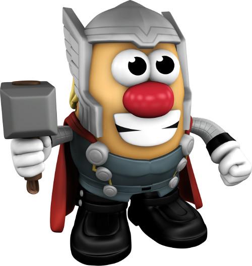 【蛋頭先生】MARVEL X Mr. Potato Head 2013/04/24 更新