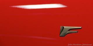 2013 Washington Auto Show - Lower Concourse - Lexus 7 by Judson Weinsheimer