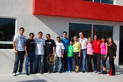 DSC_0562.JPG Administradores, entrenadores y  personal de ¨The One Gym¨