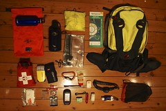 Whats In Your Bag (Hiking Edition - Update) (adamlusted) Tags: camping trekking trek bag walking bush pov hiking whats gear hike pack your whatsinyourbag survival