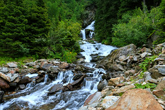 Waterfall [explored 28.07.2016] (Wenninger Johannes) Tags: waterfall water wasser hiking wandern austria sterreich