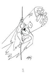 Detective Comics (Juan-Reca) Tags: reca juanreca illustration ilustracion lineart lineas ink tinta batman bat darkknight gotham brucewayne arkham batsignal dc dccomics detectivecomics