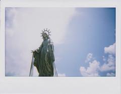 Angel (enegatives) Tags: instantfilm instax angels