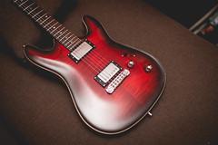 IMG_4993 (adaml5) Tags: guitar framus electricguitar reflection light