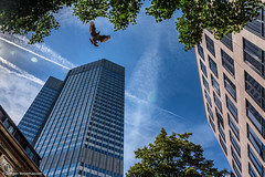DSC03503.jpg (J.Weyerhuser) Tags: wolkenkratzer hochhuser frankfurt ezb ecb skyline bank