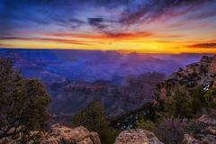First Light in the Canyon (Vision & Light Photo) Tags: nationalpark grandcanyonnationalpark overlook nature outdoors fineartphotograph landscape wilderness beauty dramatic clouds cloudscape vista sky photography sunrise photo scenic color photograph fineart scenery landscapes peaceful fineartphotography grandcanyon canyon arizona southwest yakipoint southrim rugged