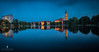 44,2 Megapixel Panorama Shot - Blue Hour Kiel (Patrick Pohlmann Outdoorfotografie) Tags: sony alpha a77 ii 77 slt blue hour blaue stunde kiel schleswigholstein germany deutschland rathaus kleiner city hall panorama sigma 1020 1020mm