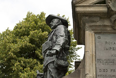 Dane John Gardens, Canterbury, United Kingdom (Tiphaine Rolland) Tags: canterbury nikond3000 d3000 nikon 1855mm 1855 2016 unitedkingdom uk angleterre england grandebretagne gb greatbritain danejohngardens garden jardin statue sculpture