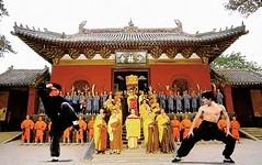 Bruce Lee versus Jackie Chan (Roberlanio Lima) Tags: fight luta mma ackiechan brucelee filme movie monje shaolin