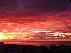 Amanecer (Antonio Chacon) Tags: andalucia amanecer costadelsol marbella mlaga mar mediterrneo cielo espaa spain sunrise