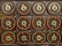 Alan Turing's Bombe at work (ColinDixon) Tags: bletchleypark alan turing