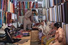 A Cloth Shop in Rawalpindi (muhammadabdullah_k) Tags: rawalpindi pakistan interest free loans microfinance entrepreneurship pakhtoon ordinary people small business akhuwat cloth shop