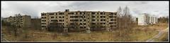 komnio_pano_small2 (jozwa.maryn) Tags: komino bornesulinowo opuszczone abandoned miasto town duch ghost westfalenhof blokowisko