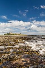 Northumberland road trip Aug 2016_0148 (Mark Schofield @ JB Schofield) Tags: north northumberland northumbria england east castle dunstanburgh coast sea canon 5dmk3 beach tide tyne tynemouth berwick