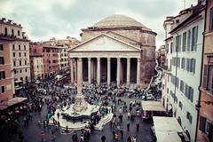 I know who every day wakes up with this view... (robertofaccenda.it) Tags: holydays italia lacitteterna lazio roma rome travel trip vacanze vacation viaggi