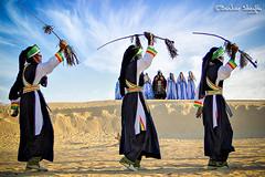 Tuareg Dance ! (Bashar Shglila) Tags: libya ghat dance tuareg desert sahara tradition hirtag libyan ليبيا غات طوارق توارق صحراء ثرات انساني
