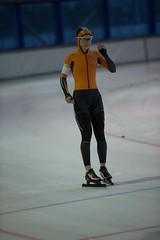 A37W7259 (rieshug 1) Tags: speedskating schaatsen eisschnelllauf skating nkjunioren knsb nkjuniorenallroundafstanden afstanden allround 50010001500massstart demeent alkmaar sportcomplexdemeent juniorenc ladies dames 500m