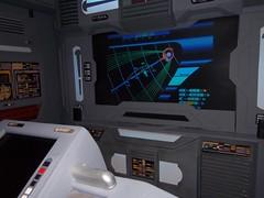 Federation Room Re-fit! (stevenighteagle) Tags: startrek starfleet fandom scifi hobbys trekkies tos tng ds9 voy ent guffey colorado interiors