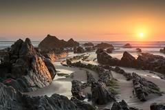 Barrika (crissell) Tags: barrika bakio landscape paisaje sunset nikon d5200 sigma1835art haidand6stops haidagnd