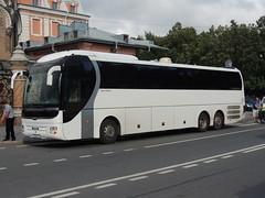 DSCN7122 Gafarulla M. Bayramov, Saint-Petersburg  184  777 (Skillsbus) Tags: buses coaches russia bayramov man r08 lionstopcoach mega fortuna rhc464