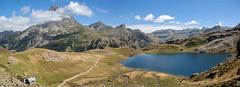 Midi d'Ossau y lago (zubillaga61) Tags: mididossau mountain montaa paisaje landscape pirineos pyrenees france lago lac