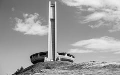 BUZLUDZHA-21 (RAFFI YOUREDJIAN PHOTOGRAPHY) Tags: buzludzha bulgaria spaceship soviet architecture ruin graffiti communist derelict abandoned relic distasteful building monument