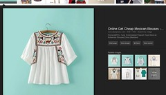 Fake Mexican Blouse China (Teyacapan) Tags: fakes mexicanblouses chinese china clothing asian