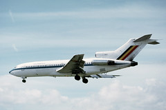 B727 Belgian AIr Force (Rob Schleiffert) Tags: boeing boeing727 cb01 valkenburg belgianairforce belgianaircomponent
