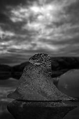 (bon__007) Tags: groenlandia greenland iceberg ice ghiaccio monochrome arctic