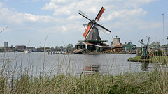 Zaanse Schans II (Holanda) (Carlos E. Mendoza) Tags: landscape 1685mm d7100 nikon paisaje travel turismo viajes zaansche holanda europa