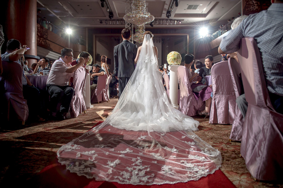 台南婚攝 桂田酒店 婚禮紀錄 G & S 111
