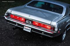1969 Mercury Cougar Rear (Dejan Marinkovic Photography) Tags: 1969 mercury cougar rearlight rear backlight american classic car chrome detail