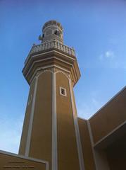 منارة مسجد الشرهان (Abdullah Rashed - KWT ( excuse 4 slow replies)) Tags: old mobile minaret mosque kuwait tradition abu iphone saleh rashed abdullah مسجد masjed الكويت قديم تراث قديمة تراثي منارة الشرهان 10oct2012