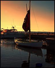The viking has landed. (gos1959) Tags: marina boats harbor limfjorden gjl jammerbugt aabybro gynther mygearandme pregamewinner