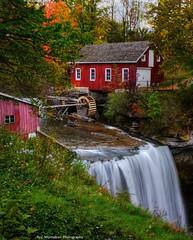 decew falls (Rex Montalban Photography) Tags: nikon waterfalls hdr decew decewfalls photomatix morningstarmill d7000 rexmontalbanphotography pselements9