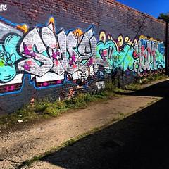 Sivel yum graffiti (Yumonee) Tags: chicago yum p d30 sivel partnerincrime chicagograffiti yumgraffiti siveld30